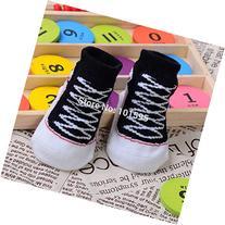 BrandChefNew Cute Novelty Soft Cotton Cross-Strips Socks for