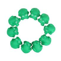 Lookatool® Cute One Dozen Rubber Cute Frog With Sound