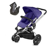 Quinny CV290CKUK10- Buzz Xtra Stroller With Cup Holder-