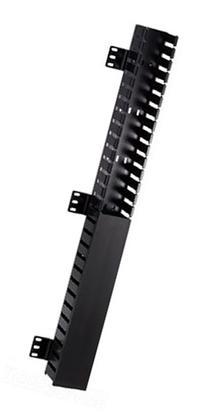 Panduit CWMPV2340 Vertical Cable Manager, Black