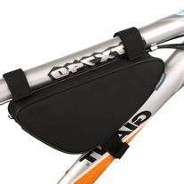 Cycling Bicycle Bike Bag Top Tube Triangle Bag Front Saddle