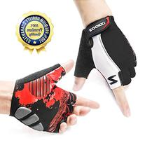 Zookki Cycling Gloves Mountain Bike Gloves Road Racing