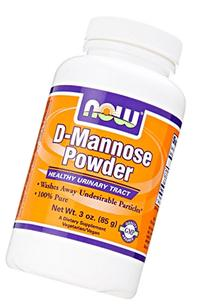 Now - D-Mannose Powder Healthy Urinary Tract 3 oz