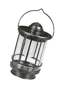 Duracell MTO012a-R5- AA-1 Decorative LED Lantern, Distressed