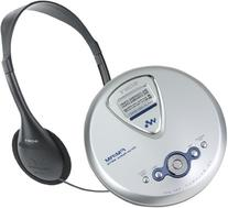 Sony D-NF400 ATRAC Walkman Portable CD Player with Digital
