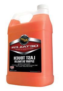 Meguiar's D15501 Last Touch Spray Detailer - 1 Gallon