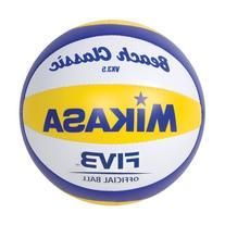 Mikasa D35 Mini FIVB Game Volleyball