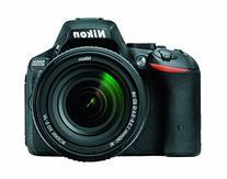 Nikon D5500 DX-format Digital SLR w/ 18-140mm VR Kit