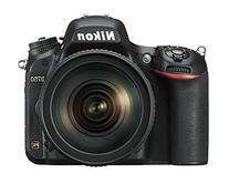 Nikon D750 FX-format Digital SLR Camera w/ 24-120mm f/4G ED