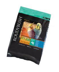 RoudyBush Daily Maintenance, Crumbles Bird Food, 25-Pound