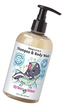 My True Nature Daisy's 2-in-1 Shampo & Body Wash - Unscented