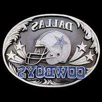 Siskiyou Dallas Cowboys Belt Buckle