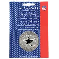 Dallas Cowboys NFL Challenge Coin/Lucky Poker Chip