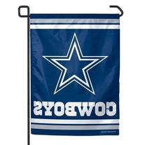 "NFL Dallas Cowboys WCR08366013 Garden Flag, 11"" x 15"