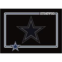 Dallas Cowboys Premium Neoprene Pet Dog Bowl Mat Placement