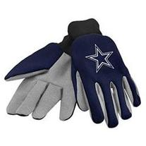 Dallas Cowboys Colored Palm Sport Utility Glove