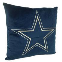 Dallas Cowboys 16-Inch Polyester Felt Plush Pillow