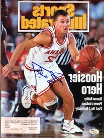 Damon Bailey Autographed December 13, 1993 Sports