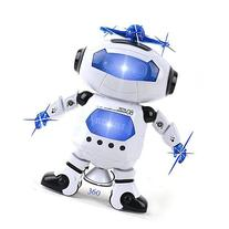 Kidsthrill Dancing Robot -Musical And Colorful Flashing
