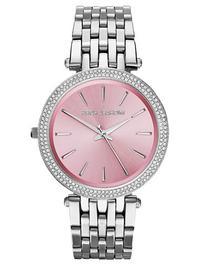 Michael Kors Ladies Darci Stainless Steel Glitz Watch