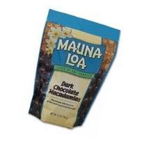 Mauna Loa Dark Chocolate Covered Macadamia Nuts Bag 2 - 11oz