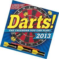 Darts! 2013 Calendar