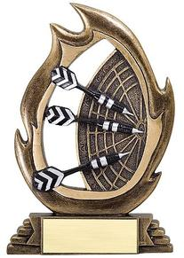 Darts Trophy, Darts Trophies, Dart Trophy