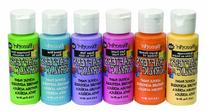 DecoArt DASK279 Crafter's Acrylics Home Décor Brights