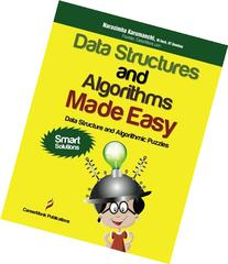 Data Structures and Algorithms Made Easy: Data Structure and