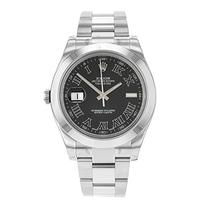 Rolex Datejust II Oyster Perpetual 116300 Stainless Steel