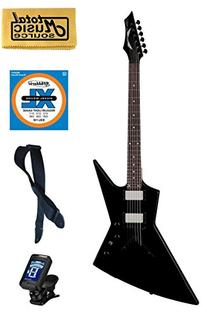 Dean Dave Mustaine Zero Black Electric Guitar FREE Strings