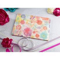David Tutera Guest Book - Floral Print - Matte Finish - 30