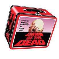 Aquarius Dawn of The Dead Large Tin Fun Box