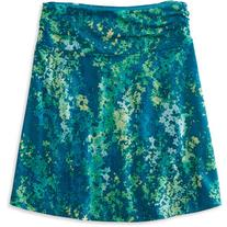 L.L.Bean All Day Active Skirt Print Misses