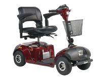Drive Medical Daytona 4 GT Medium Sized 4 Wheel Scooter with