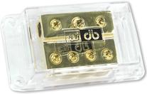 db Link GB01 Ground Distribution Block with 2 0-AWG Input