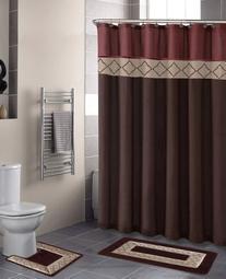 Home Dynamix DB15D-246 Designer Bath Polyester 15-Piece