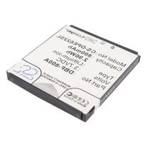 Smavco Bundle DBF-800A Battery for DORO PhoneEasy 622,
