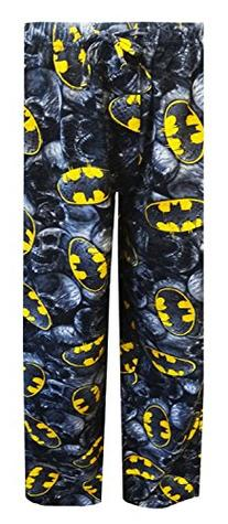 DC Comics Batman Logo And Skulls Lounge Pant for men