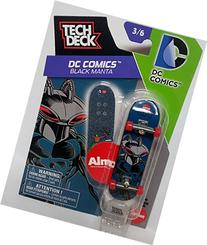 Tech Deck DC Comics Villains Black Manta Almost Skateboards