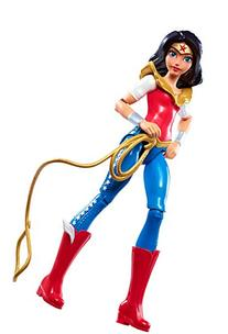 "DC Super Hero Girls Wonder Woman 6"" Action Figure"