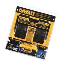Dewalt DCB102BPBT 12V - 20V MAX Dual Port Charger with 4.0