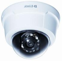 D-Link Systems DCS-6113 Full HD Fixed Dome Network Camera