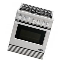 "RGU-305-N 30"" Gas Range Stainless Steel Natural"