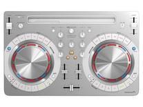 Pioneer DDJ-WEGO3-W Compact DJ 4/Dual Deck Controller, White