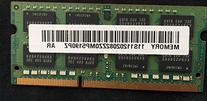 Samsung 8GB  DDR3L 1.35V 1600 204-Pin SoDimm Laptop Memory