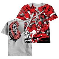 Deadpool - Dead Red All-Over T-Shirt