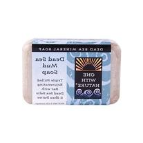 One With Nature Dead Sea Mineral Sea Soap Mud