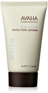 AHAVA Dead Sea Water Mineral Body Lotion, 1.3 fl oz
