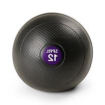 SPRI Dead Weight Slam Medicine Ball, 12-Pound